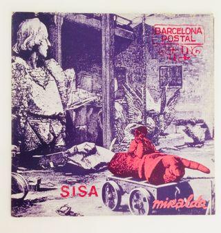 SISA Barcelona Postal Disco Vinilo Lp