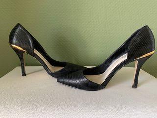 Tacones ALDO Piel 38 Zapatos Elegantes