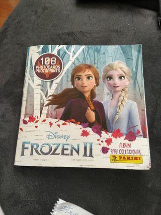 Cambio cromos Frozen photocards