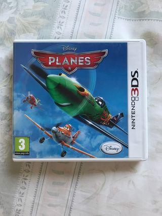 Juego 'Planes' nintendo 3DS
