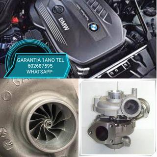 Motor BMW Turbo Caja manual automatico