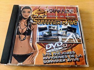 DVD Piramide Summer Rave 2007
