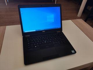 Portátil Dell Windows 10 Pro + Dock station