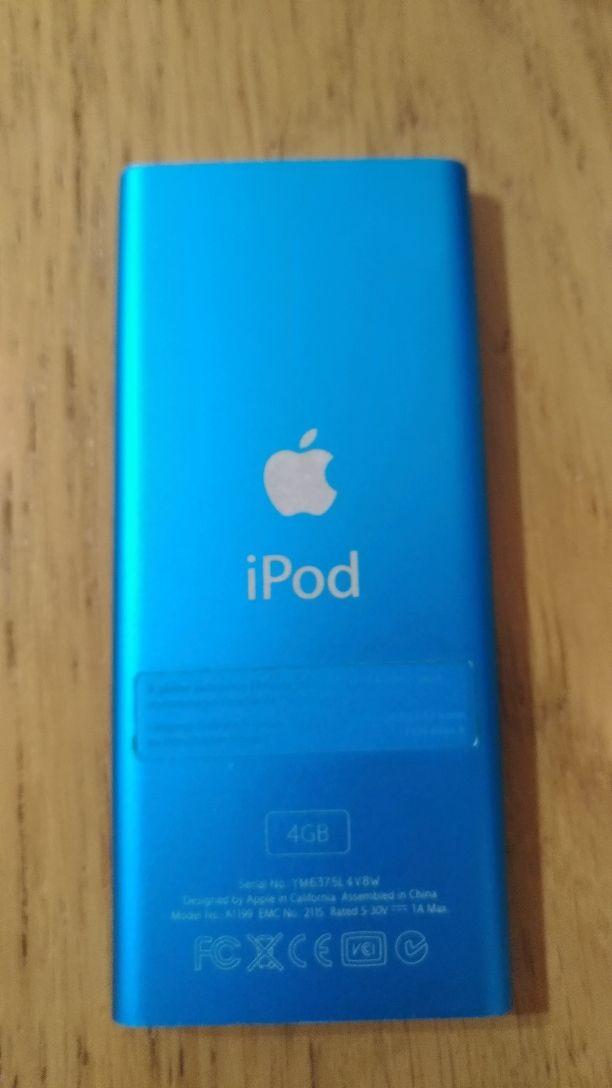 iPod nano 2 generación 4 Gbytes