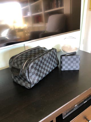 Neceser y cartera Louis Vuitton Rplca