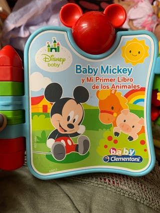 Cuento bebé mickey mouse