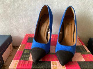 Zapatos estilettos talla 36