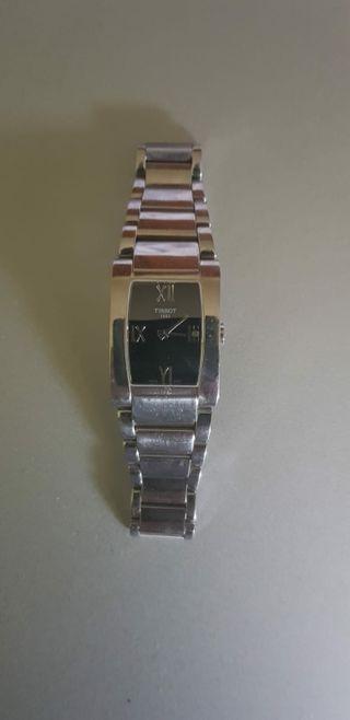 reloj tissot mujer