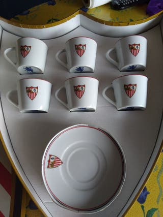 Juego café, Sevilla f.c.(Nuevo).