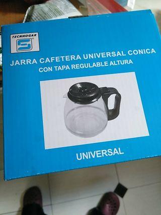 Jarra universal para cafetera de goteo
