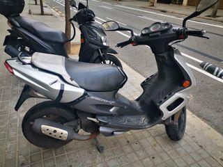 Ciclomotor Peugeot Speedfight 2