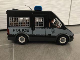 Playmobil - Furgón de policía 6043