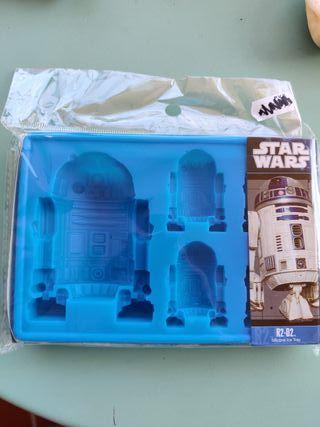 Molde silicona Star Wars
