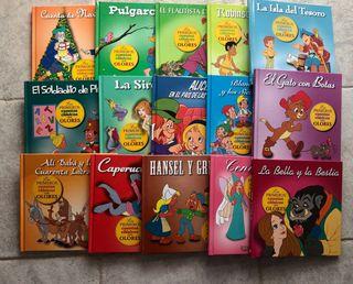 Libros de cuentos clásicos
