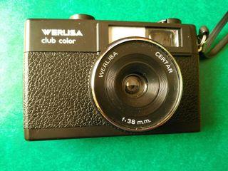 Cámara de fotos WERLISA club color