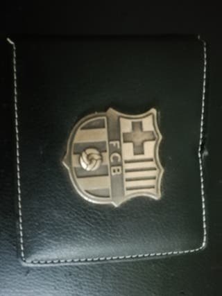 cartera de bolsillo del BARÇA.