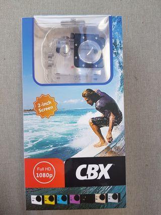 cámara deportiva CBX 1080p