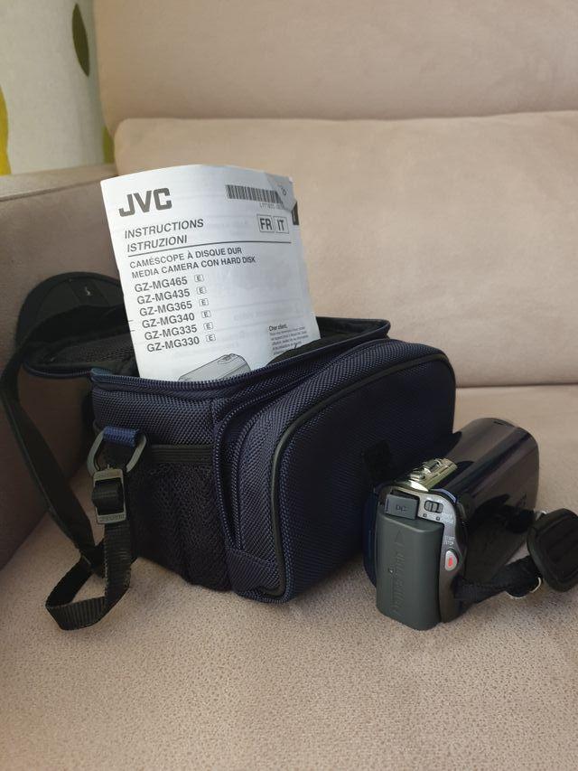 CAMARA DE VIDIO JVC