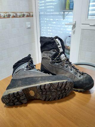 botas alpinismo cramponables