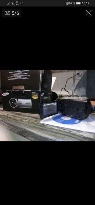 cámara de vidio samsung