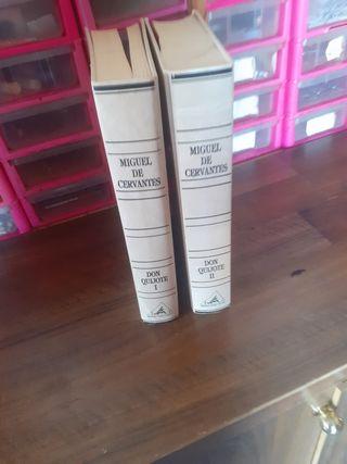 libros de Miguel de cervantes