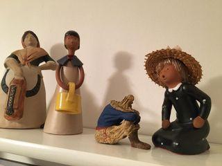 loteria figuras ceramica