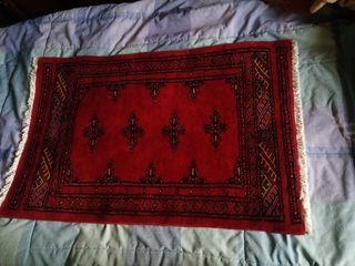 Alfombra nueva 100% lana, pakistan