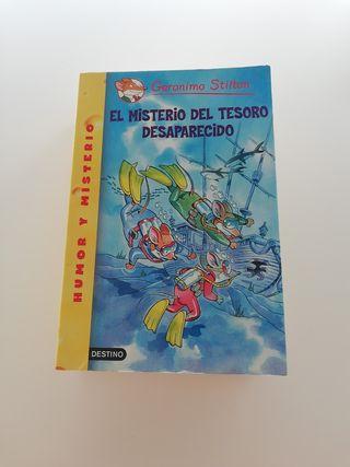 Pack de libros: Geronimo Stilton