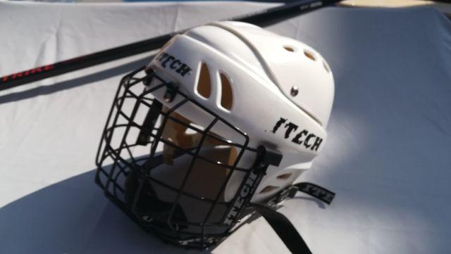 Equipación de hockey patines
