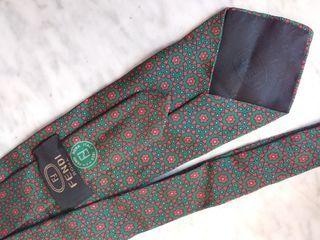 Corbata Fendi Vintage