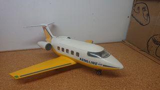 playmobil avión