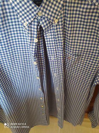 camisa de Gant