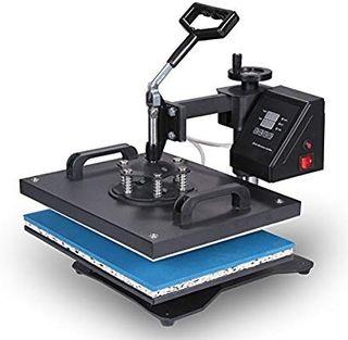 Plancha Sublimación + Impresora A3 sublimación