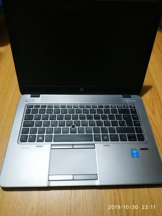 CHOLLO!!! HP840 G2, i5 5300u 500Gb HDD 8 RAM,Win10