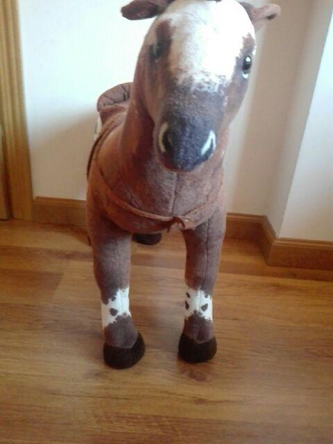 caballo de juguete