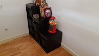 Mueble estantería almacenaje Ikea