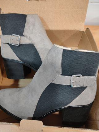 botín de Zara talla 41