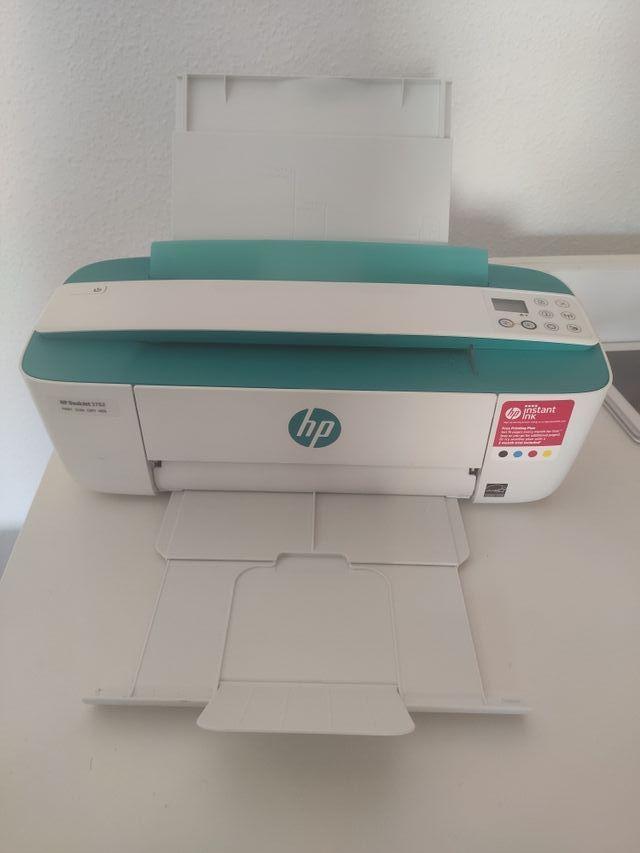 Impresora HP DESKJET 3762