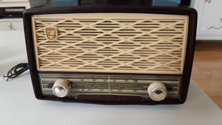 Radio Philips antigua