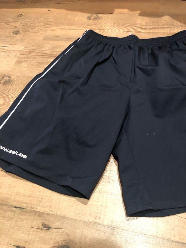 Pantalón deporte uniforme sek