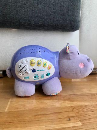 Popi estrellitas. Proyector bebé con música