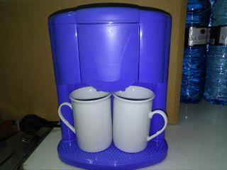 Cafetera para 2 tazas