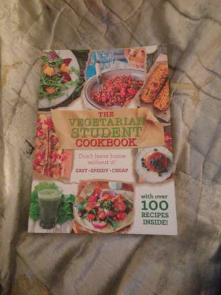 the vegitarian student cook book