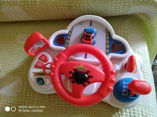 volante Spiderman