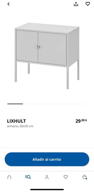 Mueble almacenaje LIXHULT - IKEA