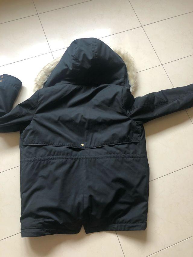 Abrigo negro (Zara) sin estrenar
