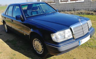 Mercedes-Benz E320 W124 gasolina 1993