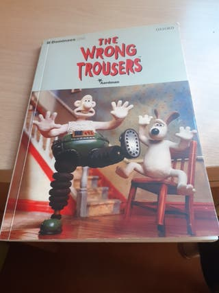 """libro """" THE WRONG TROUSERS """""""