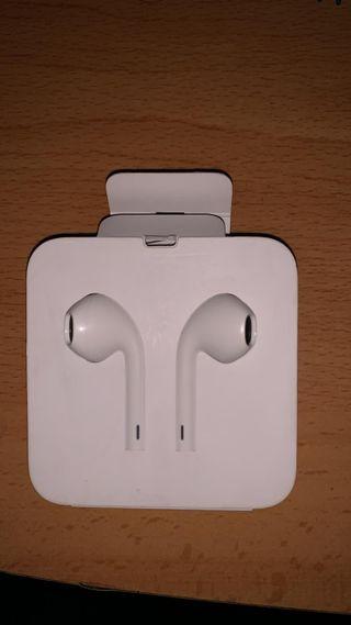 Auriculares Apple Nuevos con Cable
