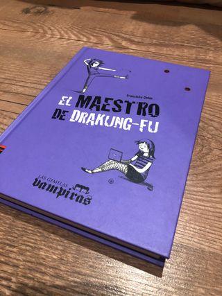 Libro el maestro drakung-fu